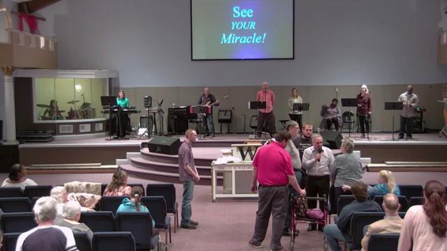 Miracle & Healing Service  2/17/2017