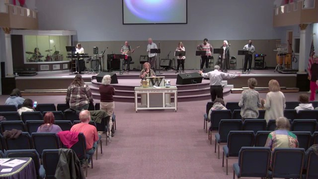 Miracle & Healing Service 3-17-17