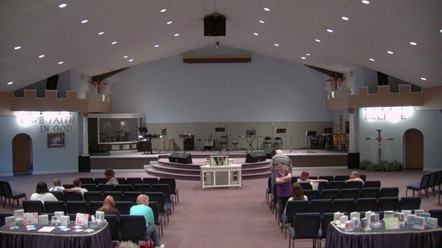 Wednesday Service 5-10-17