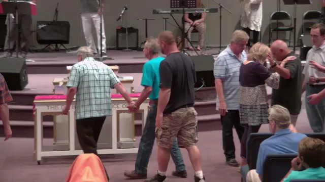 Miracle & Healing Service 7-21-17