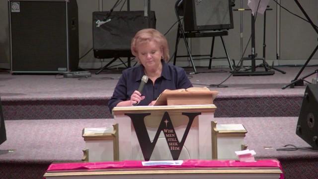 Bible College Yr 4 9-21-17