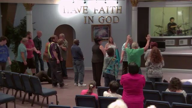 Miracle & Healing Service 9-22-17