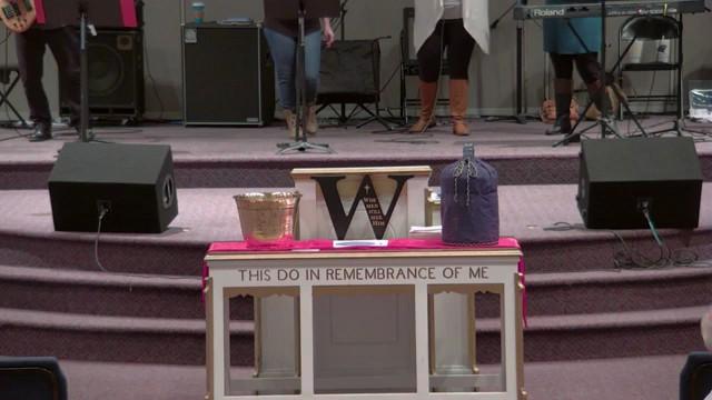 Sunday Morning Service 10-8-17
