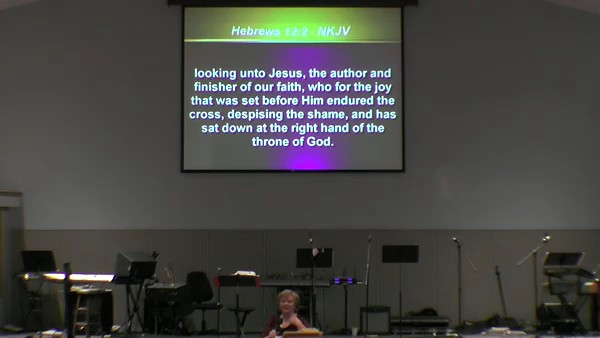 Bible College Wk. 31