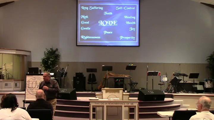 Bible College week 6 pt 1
