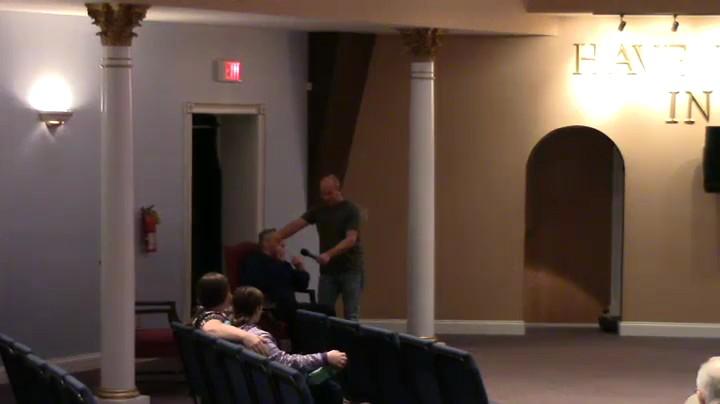 Bible College week 8 part 1
