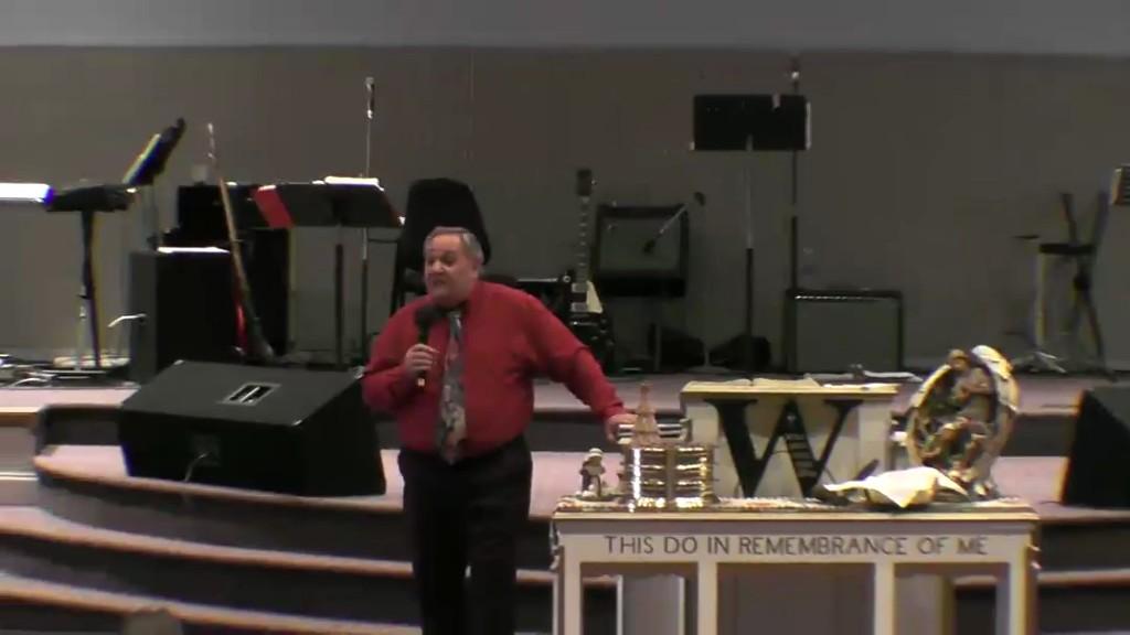 Christmas Service 12-20-15