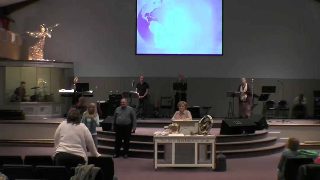 Miracle & Healing Service 1-15-16