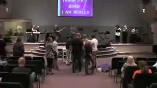Miracle & Healing Service 10-16-15