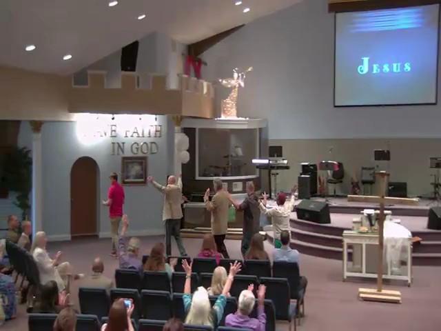 Resurrection Service 3-27-16