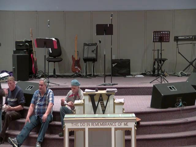 Bible College week 13 year 3 4-7-16
