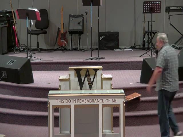 Bible College week 14 year 3 4-14-16