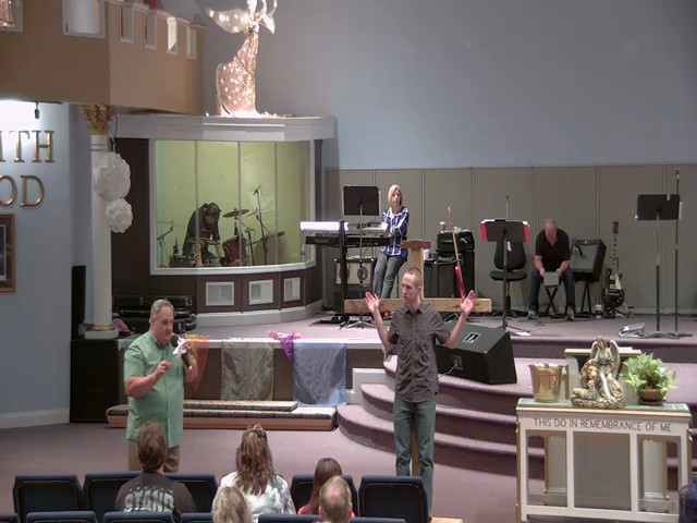 Miracle & Healing Service 5-20-16