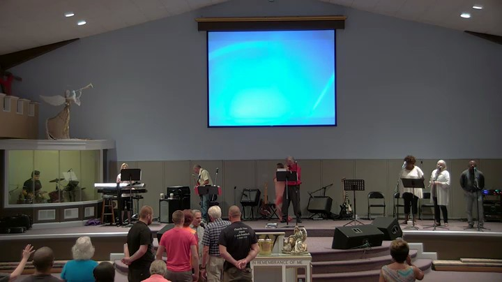 Miracle & Healing Service 7-15-16