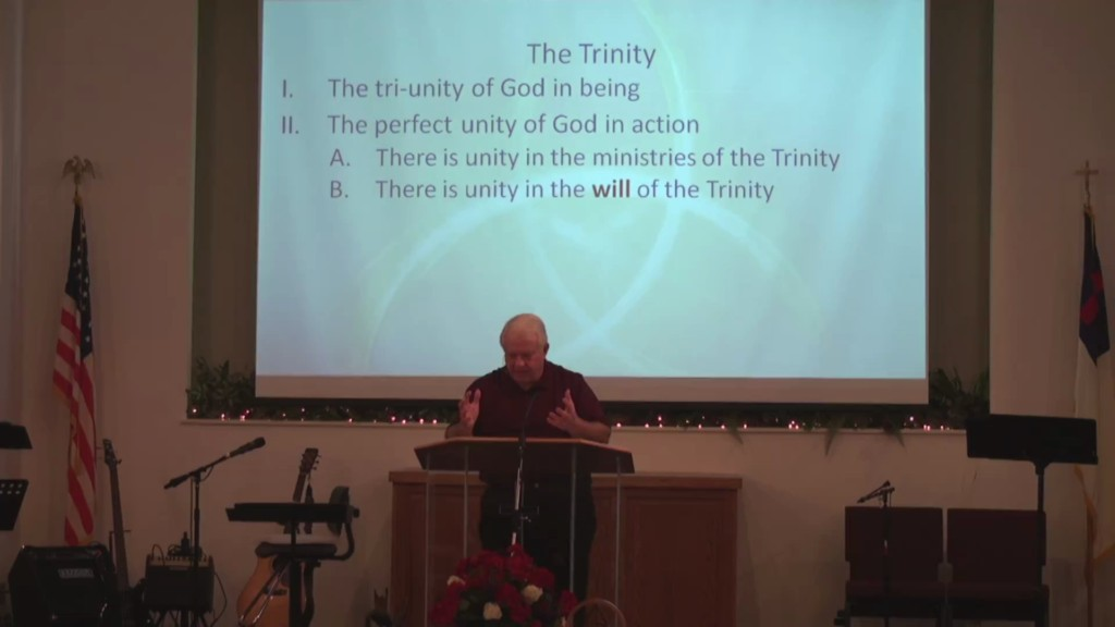The Trinity One True God in Triune Perfection