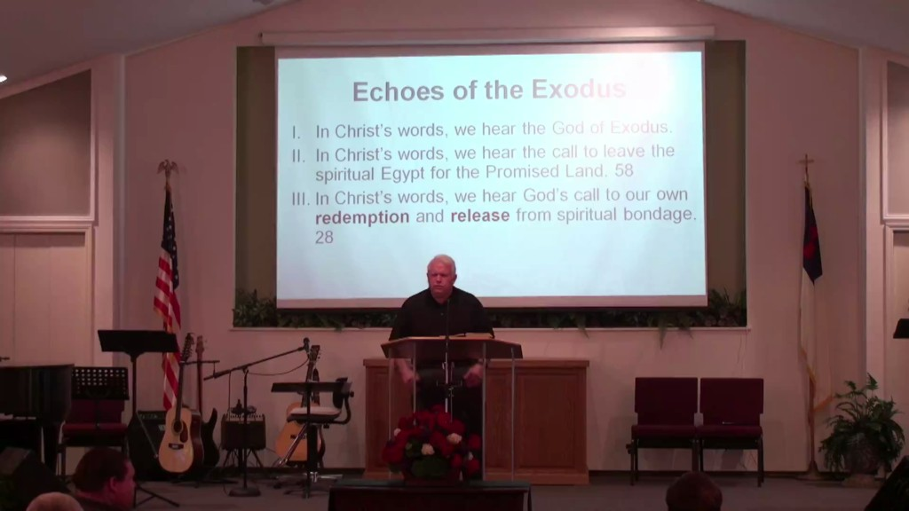 Echoes of the Exodus