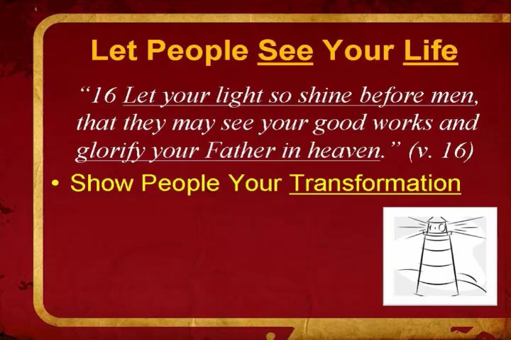 Sept 7 - AM - Do You Want To Reach People?