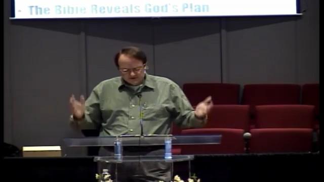 Recognize God's Activity Through Scripture