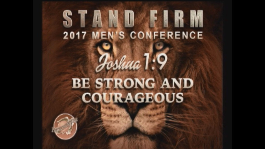 Men's Conference Day 2 1/28/2017