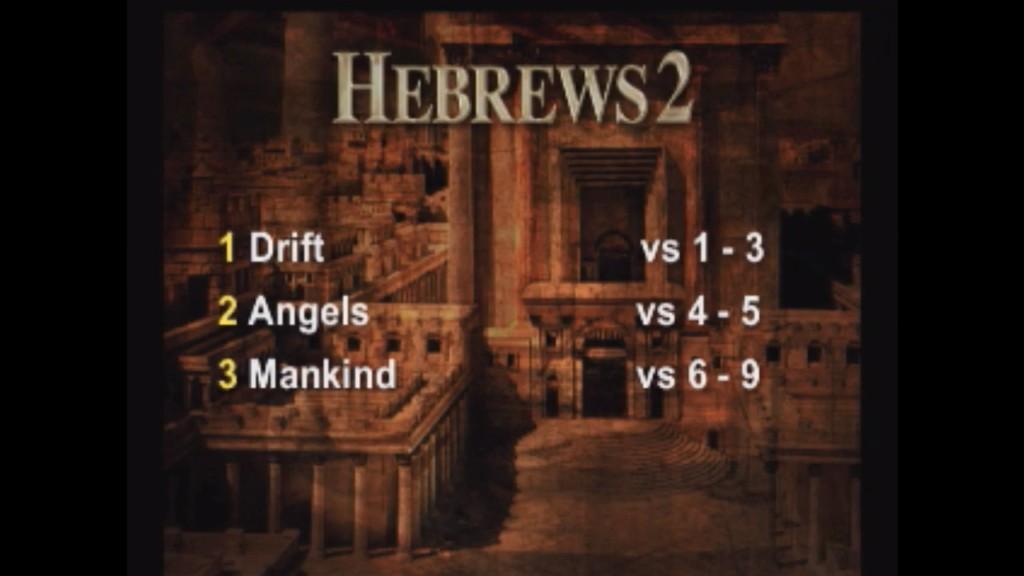 Hebrews 2:1-9