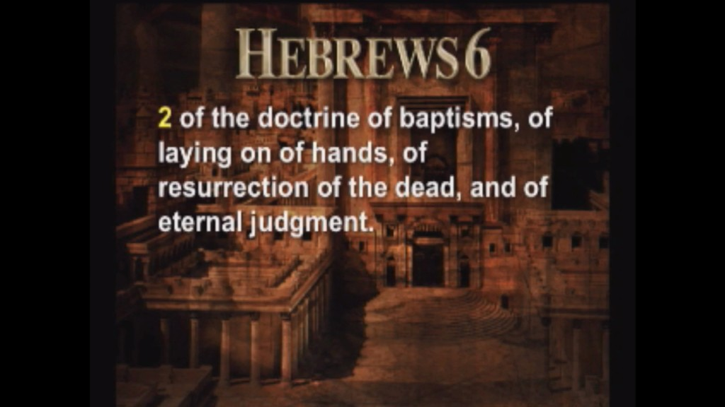 Hebrews 6:1-20