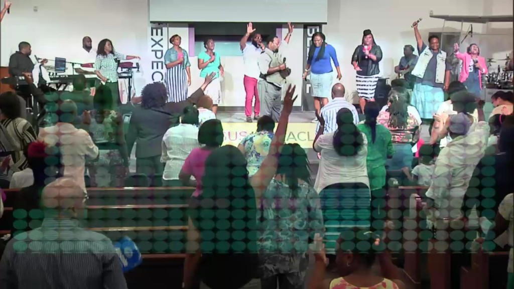 Live Worship With Myron Williams 7122016