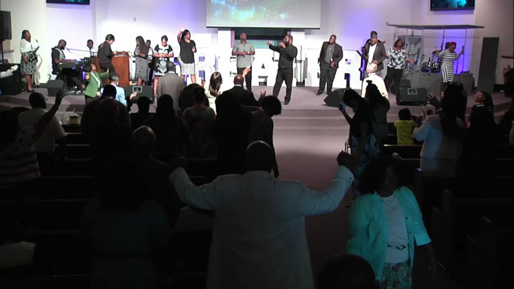 Worshipping for His Greater Love  422017