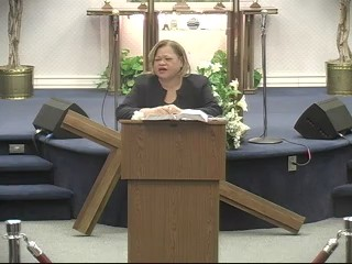 Pastor Barbara Smith  Power of God