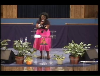Pastor Kimberly Bulgin