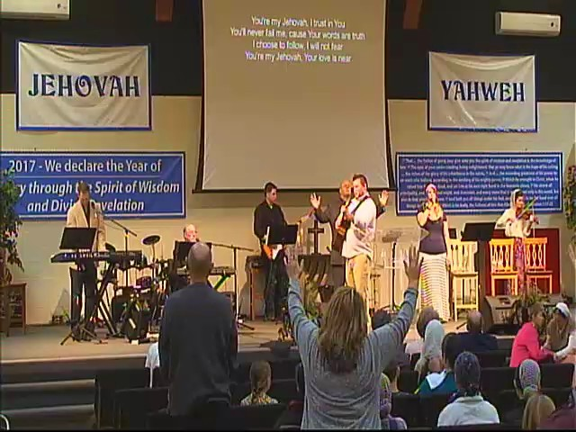 Worship Feb 26 part 2