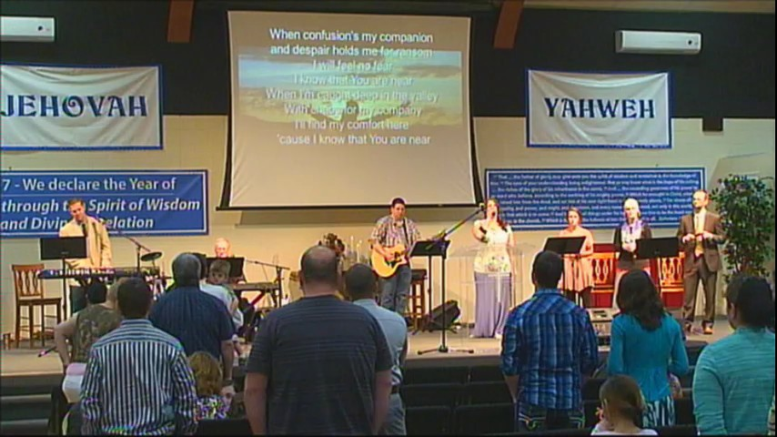 Abiding in Christ Worship