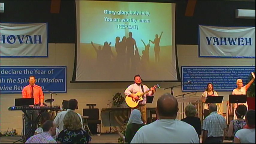 Fathers Day Worship