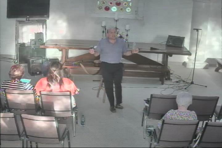 Rev. Randy Hill 6/26/2016