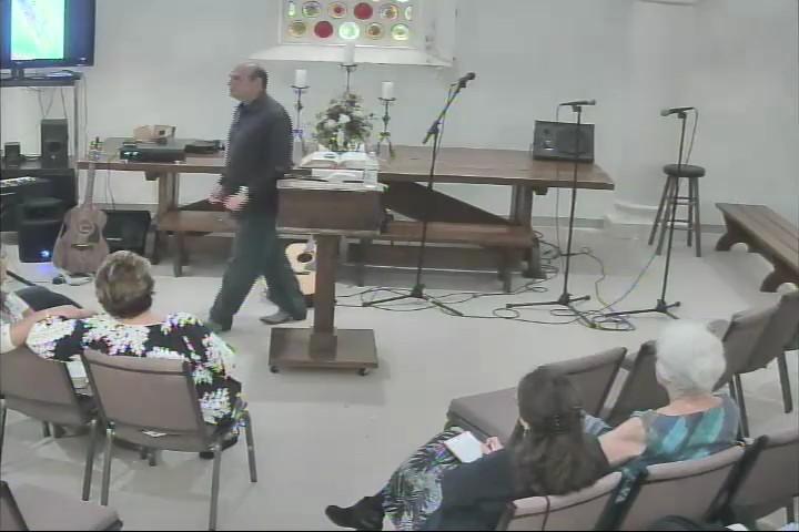 Rev. Randy Hill 6/5/2016