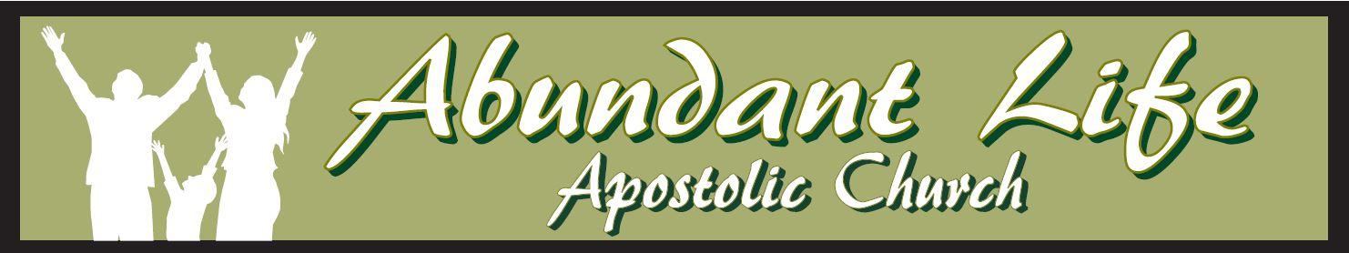 Abundant Life Apostolic Church of Sanford, MI