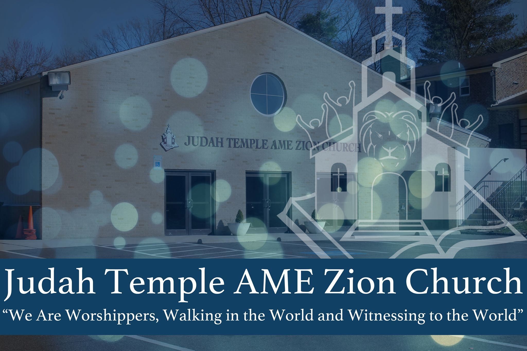 Judah Temple AME Zion Church of Mitchellville, MD