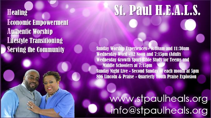 St. Paul Baptist Church of Suffolk, VA