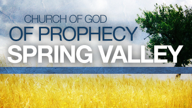 CHURCH OF GOD OF PROPHECY OF SPRING VALLEY of SPRING VALLLEY, NY