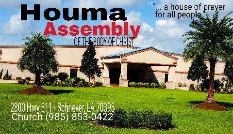 Houma Assembly Church of Houma, LA