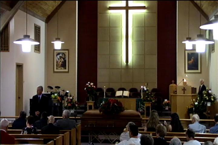 Memorial Service for Russ Rahn