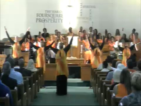 live-recording Women's Day
