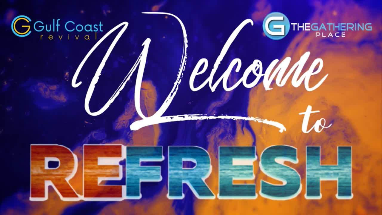 Refresh: Pastors' & Leaders 3/24/2018