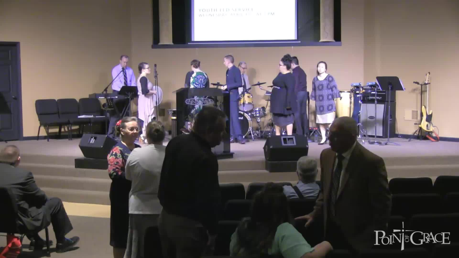 Pastoral Anniversary Service