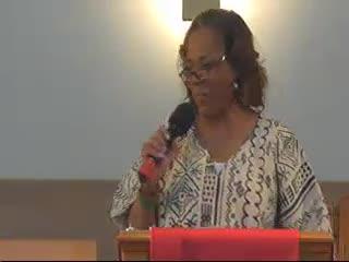 Rev. Angie Cox