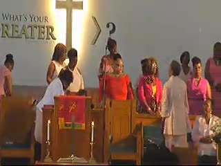 Women's Day Choir