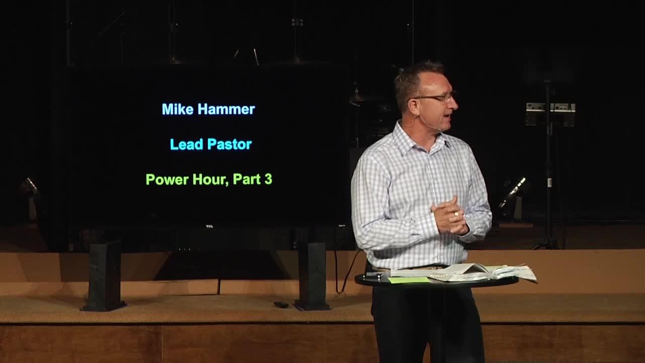 Part 3 - Power Hour