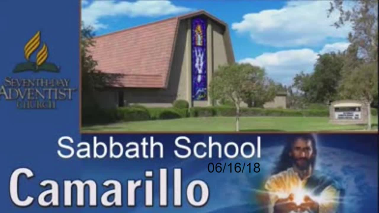 Sabbath School 6162018 102944 AM