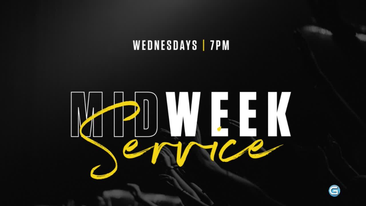 Mid Week Service | 7/11/2018 | tgp.church