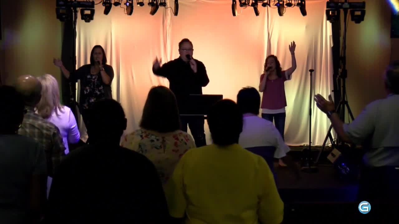 Sunday Morning Service | 8/5/18 | tgp.church