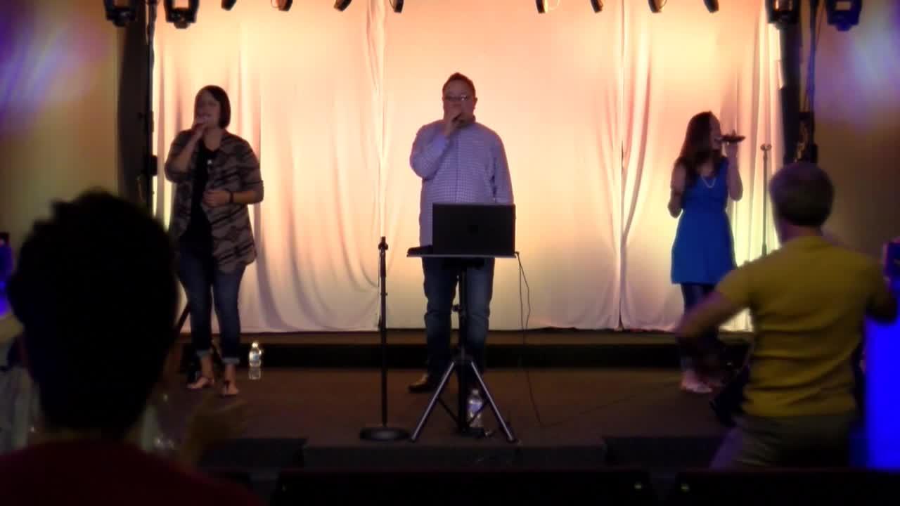 Sunday Morning Service | tgp.church | 8/12/18